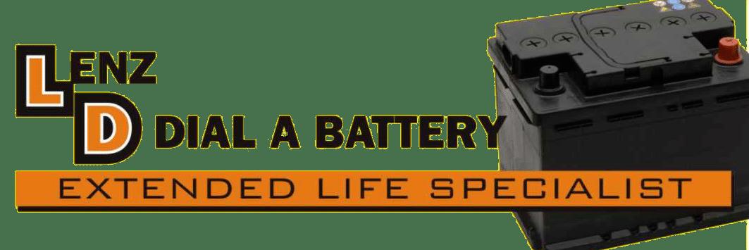 Lenz Dial a Battery